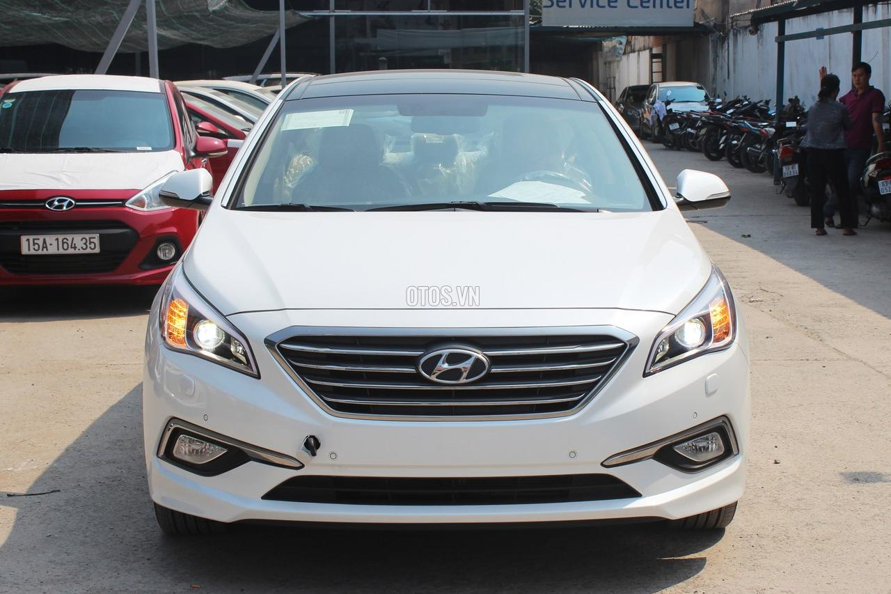 2015 Hyundai Sonata 2.0 AT