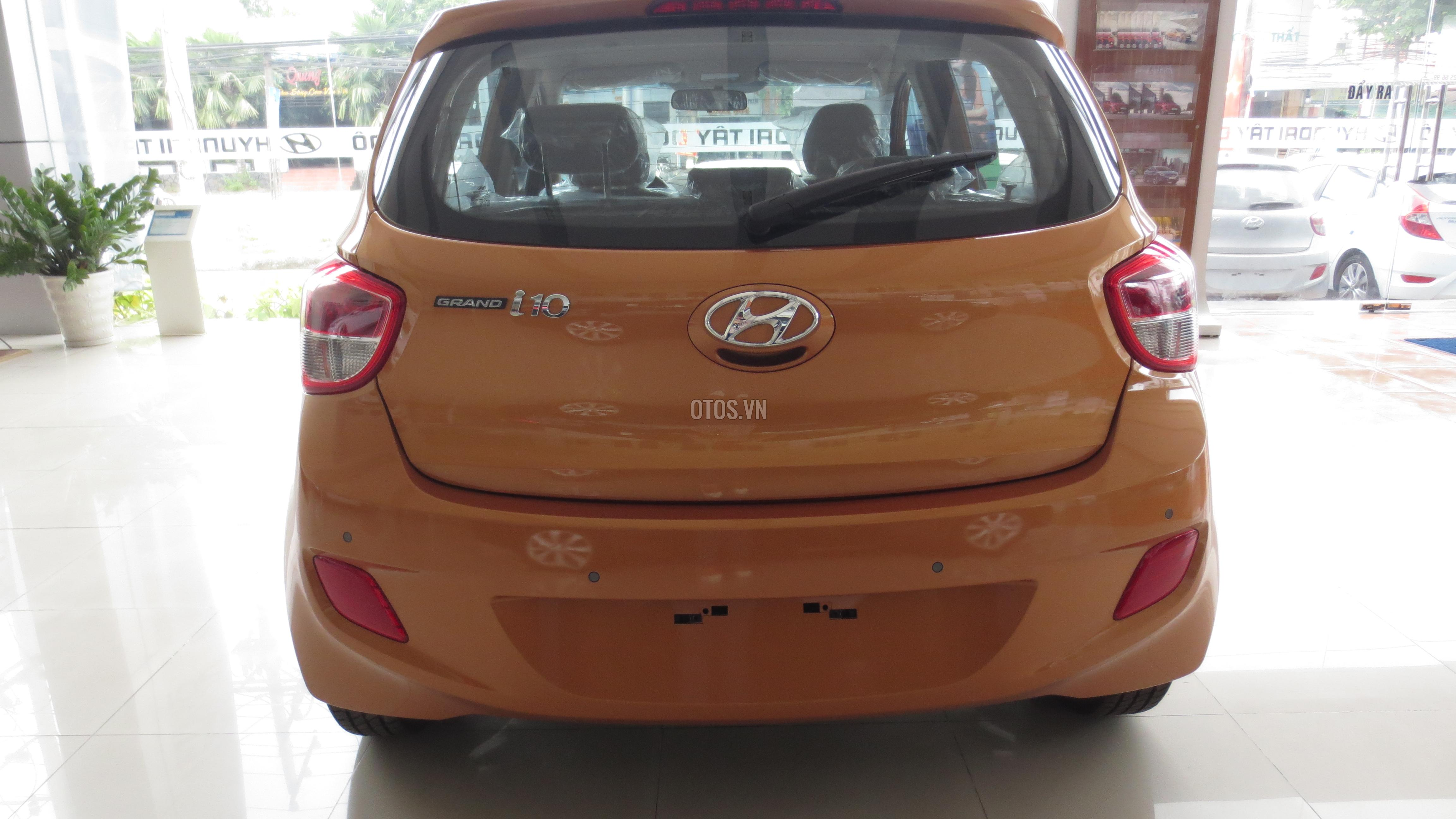 2014 Hyundai Grand i10 1.0 AT