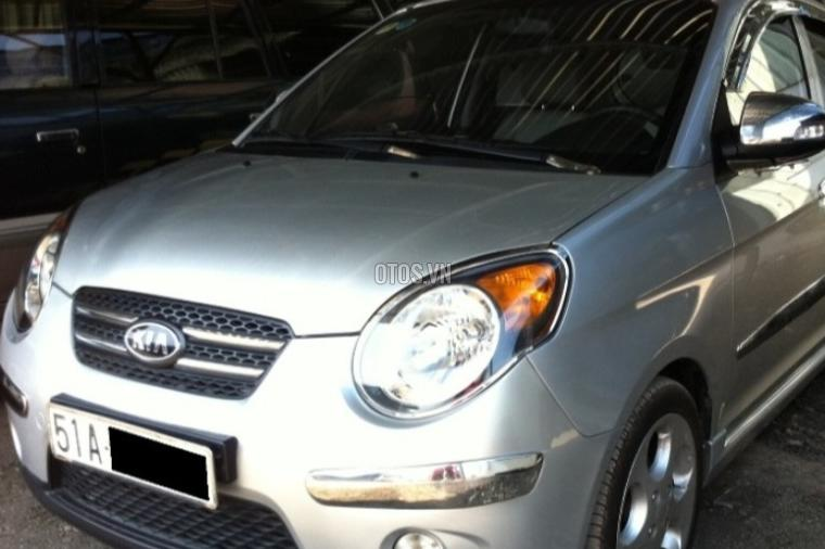 2009 KIA Morning SLX AT