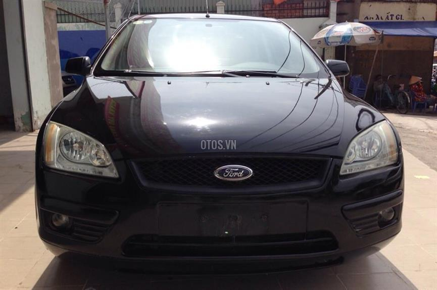 2007 Ford Focus 1.8 AT
