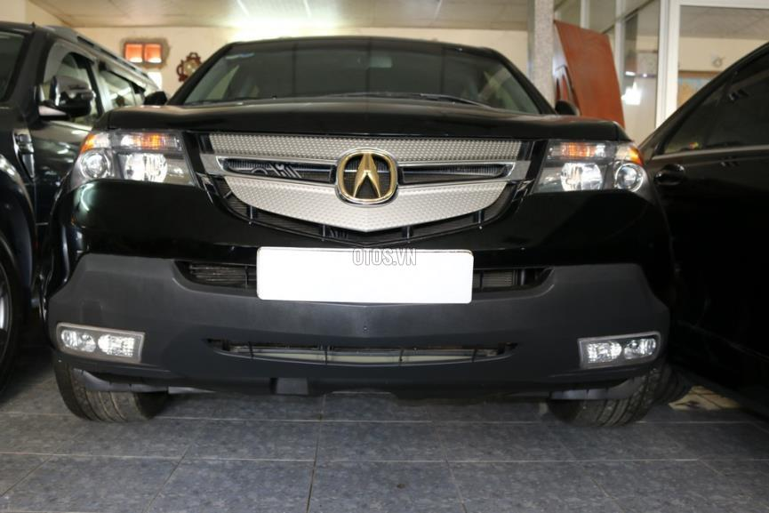 2008 Honda Accord MDX