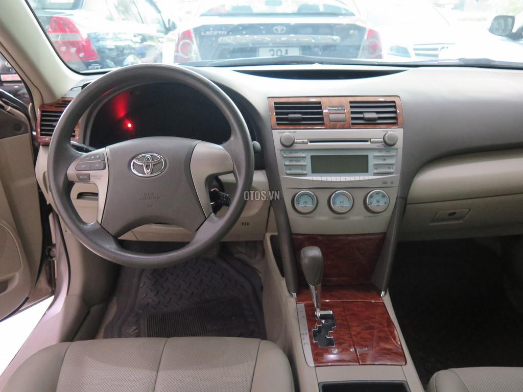 2008 Toyota Camry 2.4 LE