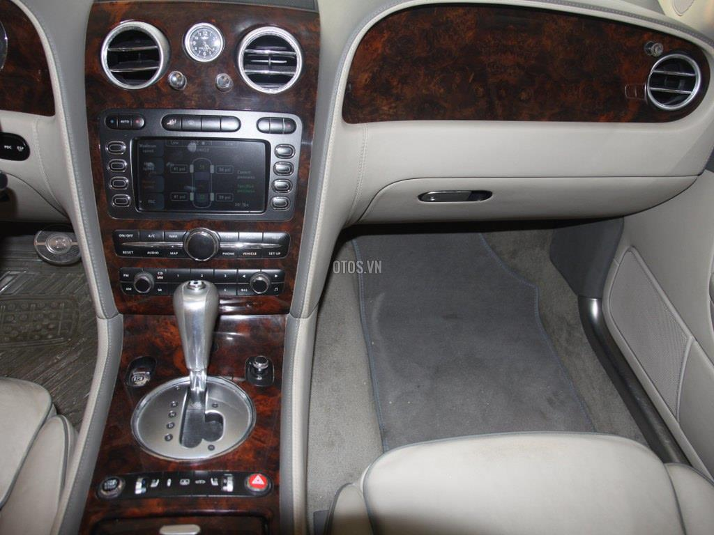 2009 Bentley Continental Flying