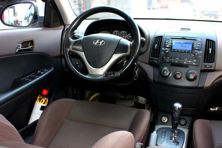 2009 Hyundai i30 1.6 AT