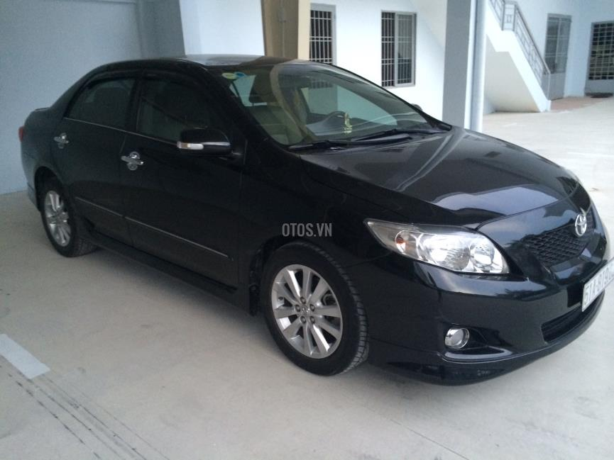 2009 Toyota Corolla Altis 2.0V AT