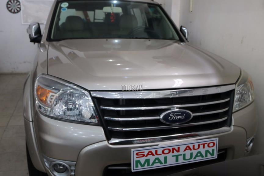 2010 Ford Everest XLT 4x4