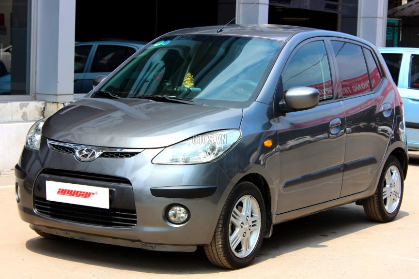 2010 Hyundai i10 1.2 AT