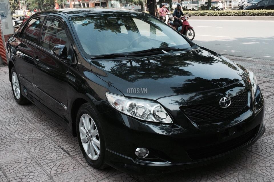 2010 Toyota Corolla Altis 2.0V AT