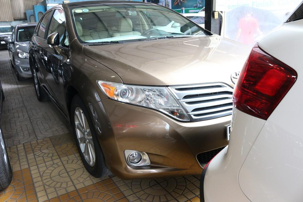 2010 Toyota Venza 2.7AT