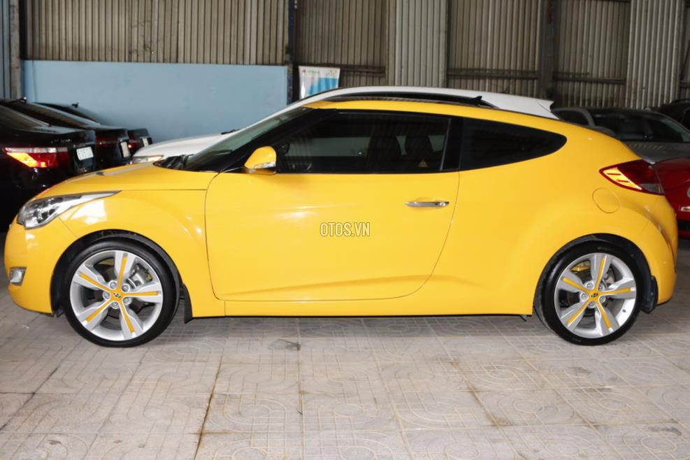 2011 Hyundai Veloster 1.6 GDI AT