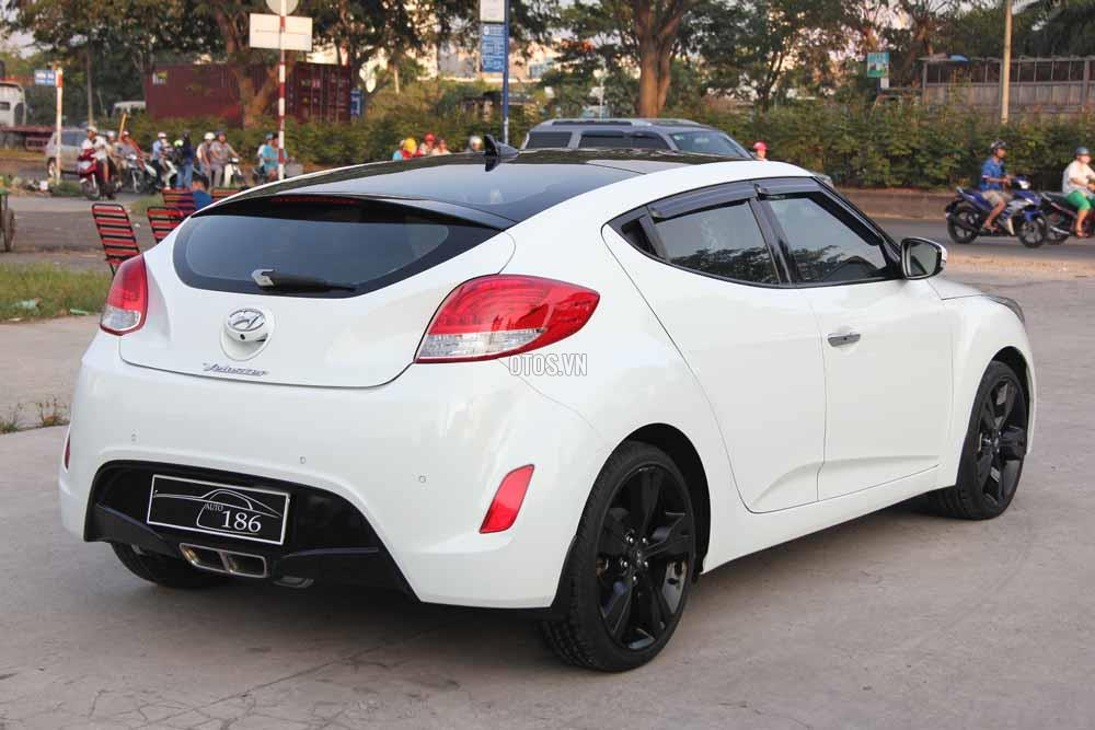 2012 Hyundai Veloster 1.6 MPI AT