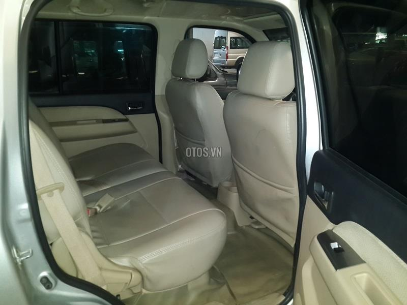 2013 Ford Everest XLT 4x2