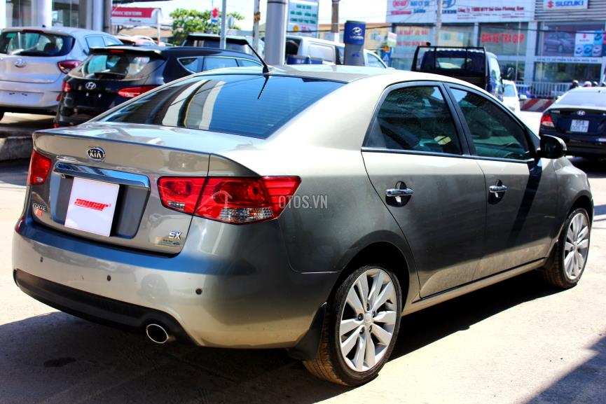 2013 KIA Forte SX 1.6 AT