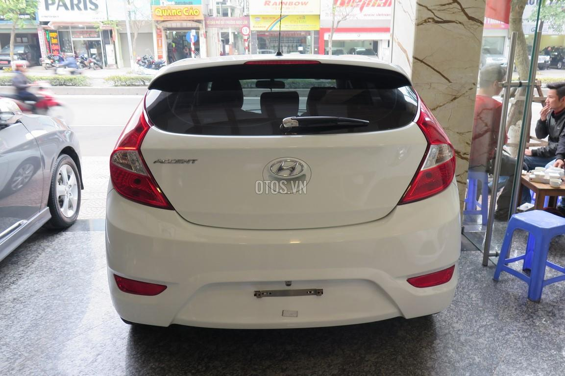 2014 Hyundai Accent 1.4 AT Hatchback
