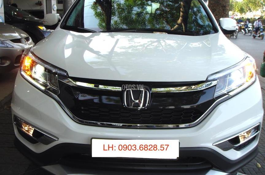 2015 Honda CR-V 2.4 AT
