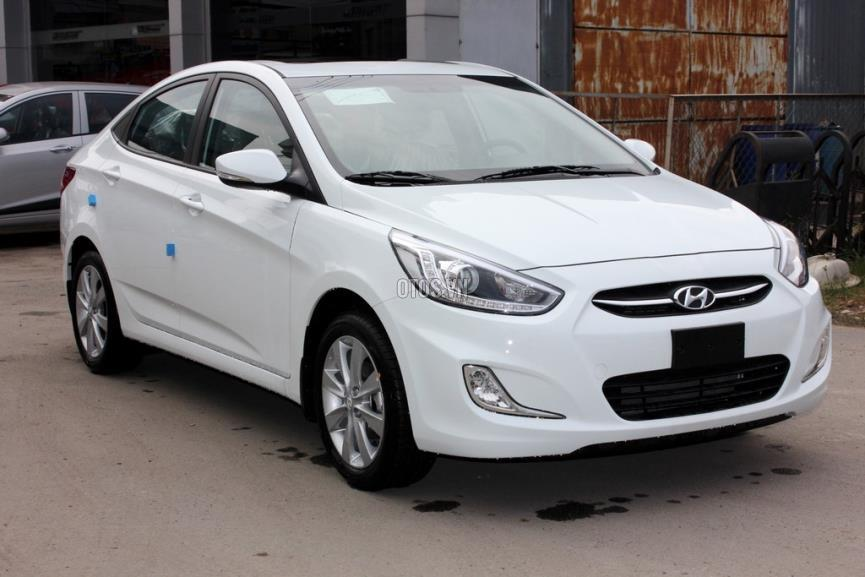 2015 Hyundai Accent 1.4 AT