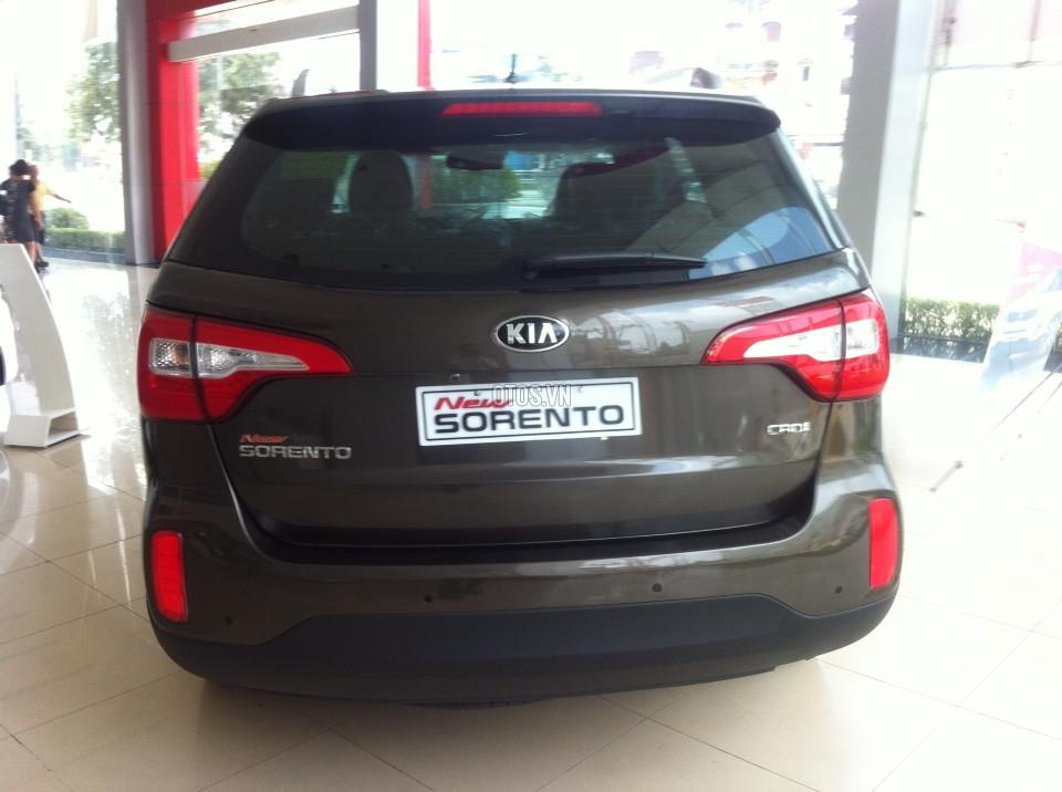 2015 KIA Sorento 4WD AT