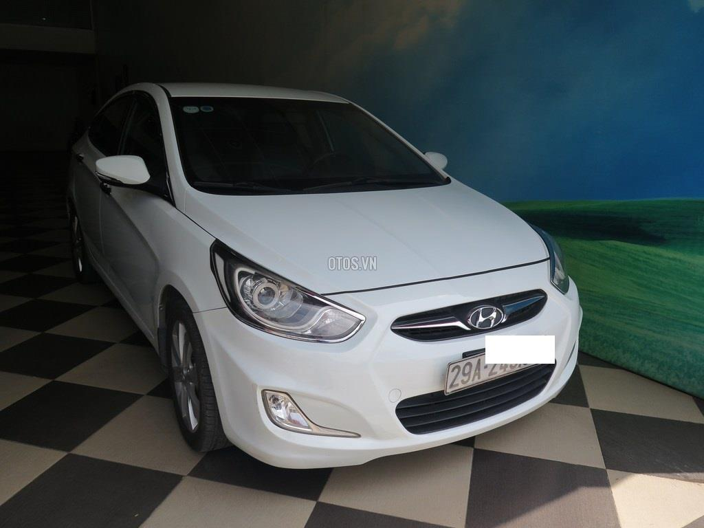 2011 Hyundai Accent 1.4 AT
