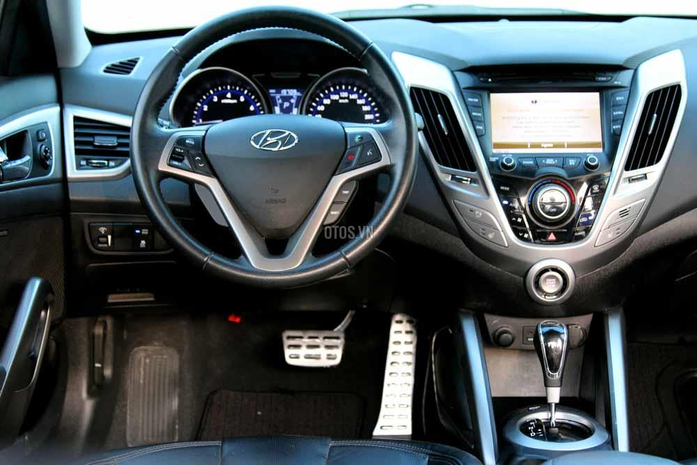 2012 Hyundai Veloster 1.6 GDI AT