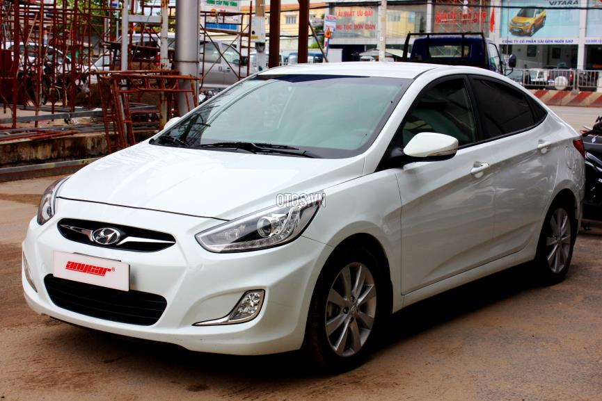 2013 Hyundai Accent 1.4 AT