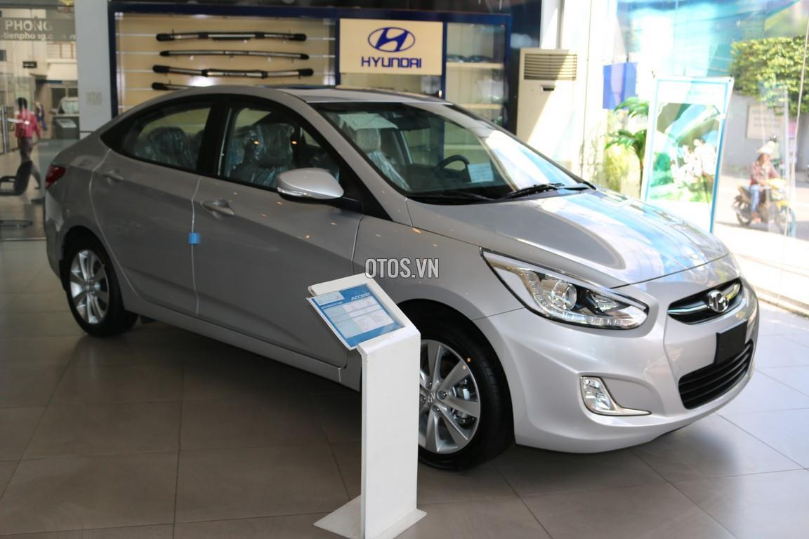 2016 Hyundai Accent 1.4 AT