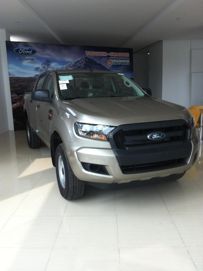 2016 Ford Ranger XL 2.2 4x4 MT