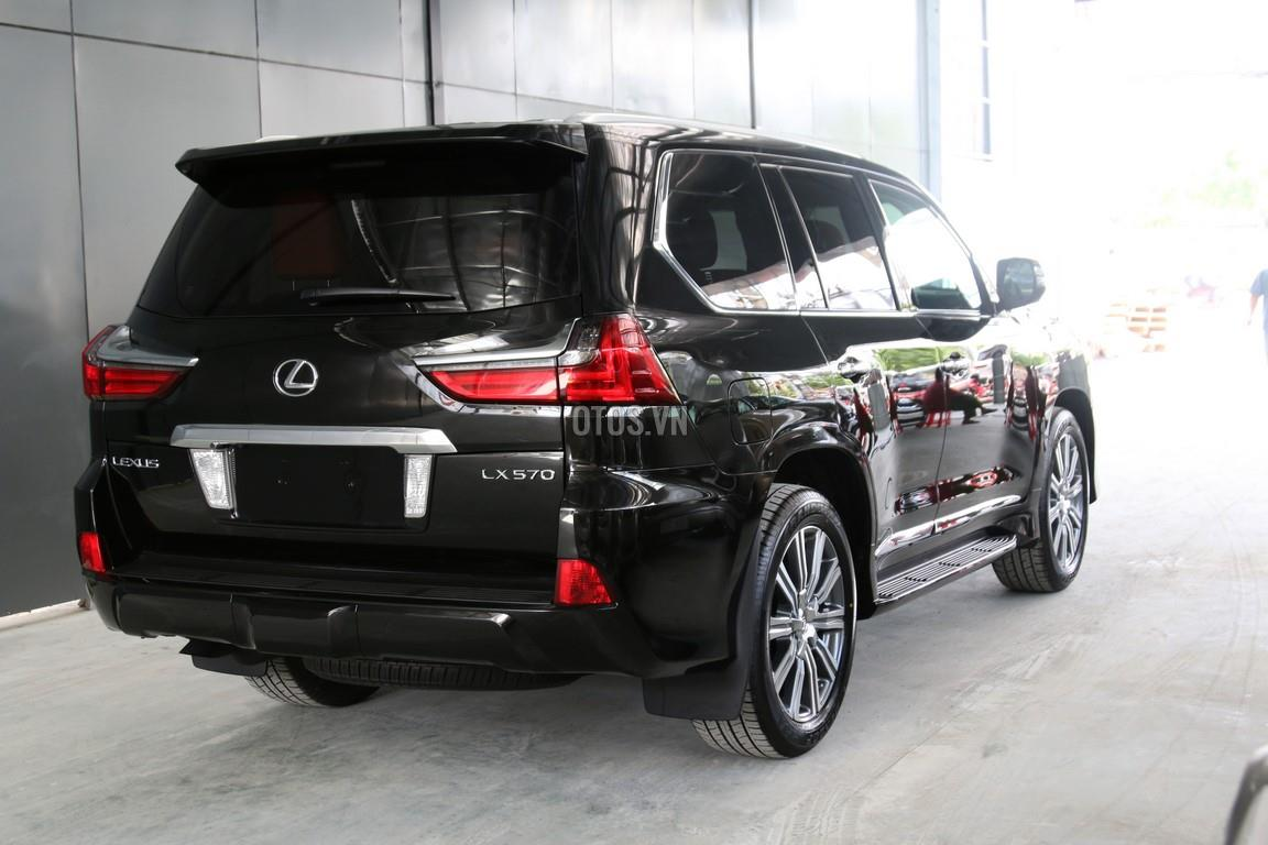 2016 Lexus LX 570 AT AWD