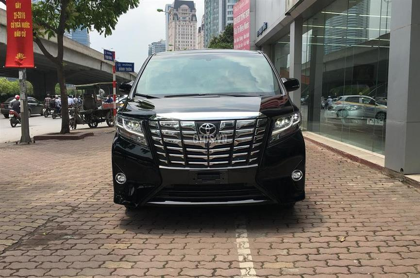 2016 Toyota Alphard Executive Loung