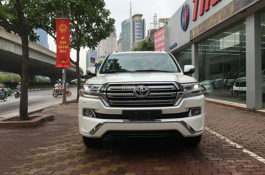 2016 Toyota Land Cruiser 4.6 VXR