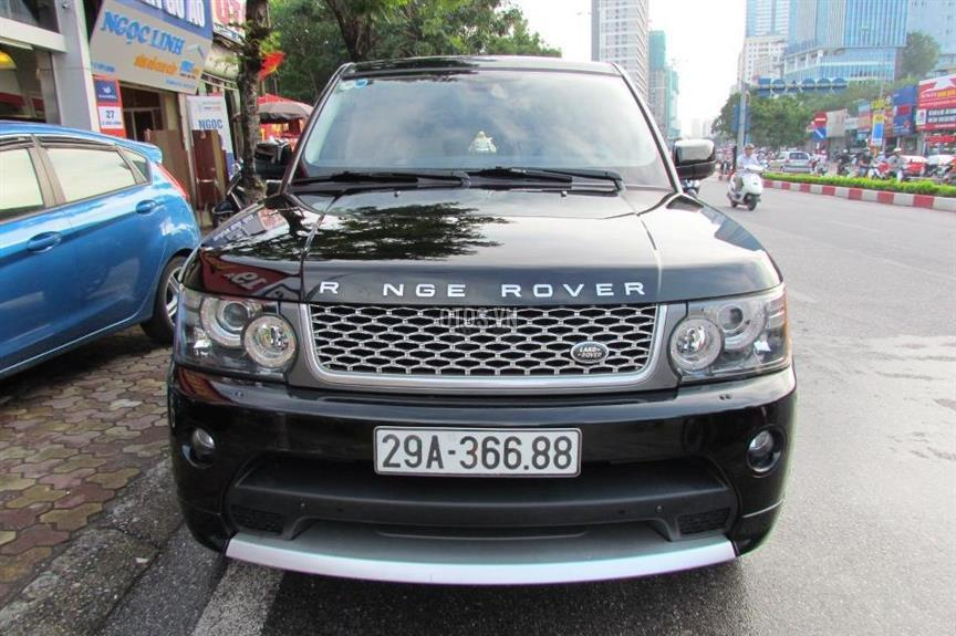 2011 Land Rover Range Rover Autobiography Sport