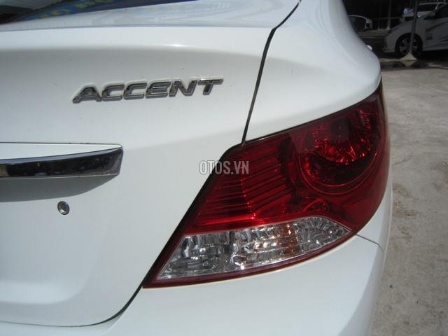 2012 Hyundai Accent 1.4 AT