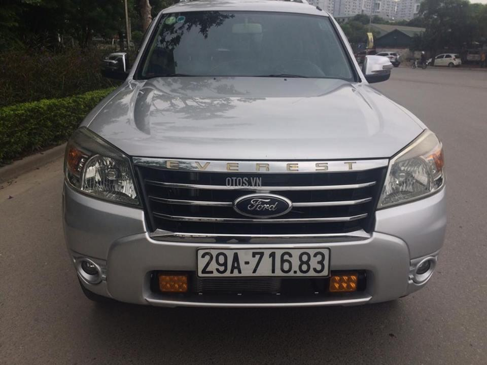 2010 Ford Everest 4X4WD MT