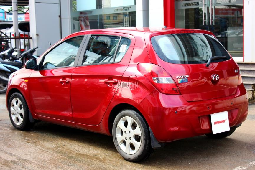 2011 Hyundai i20 1.4 AT