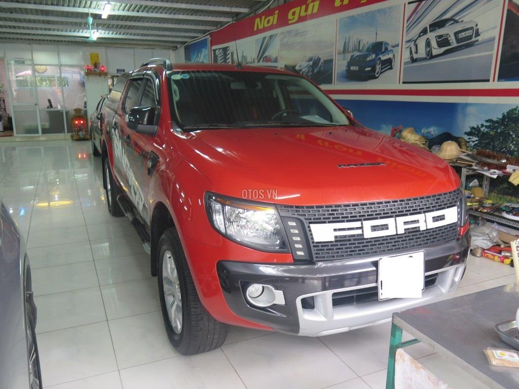 2015 Ford Ranger WILDTRAK 3.2 4X4 AT
