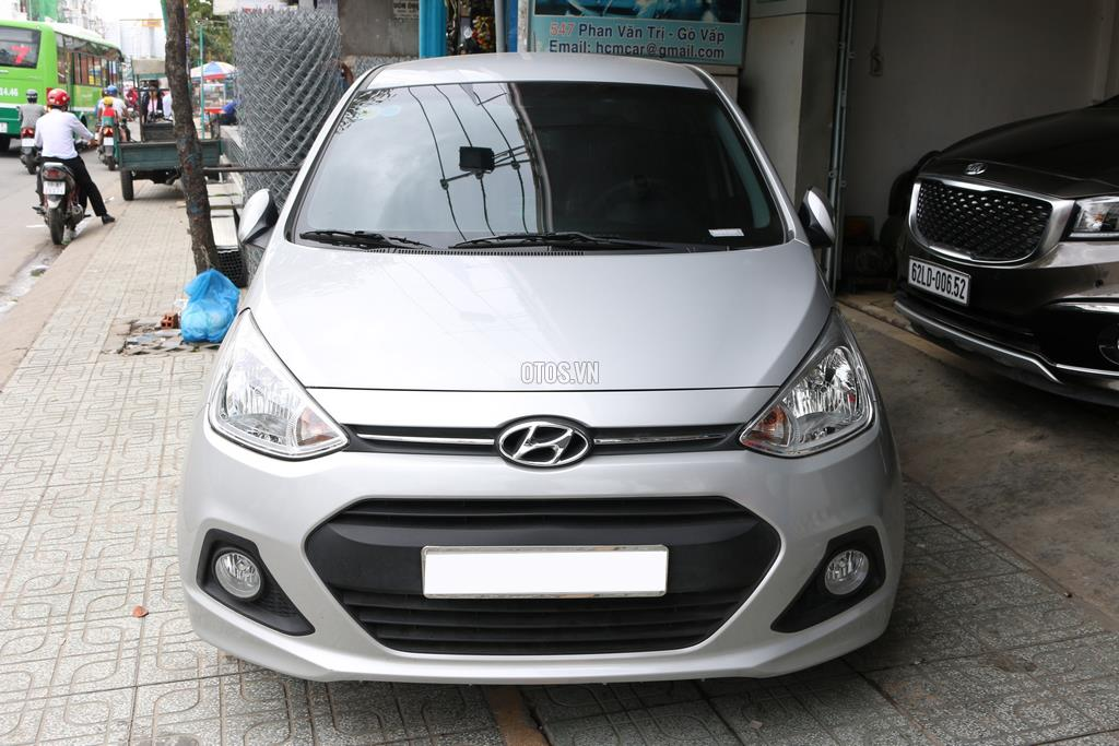 2015 Hyundai Accent 1.4 AT Hatchback
