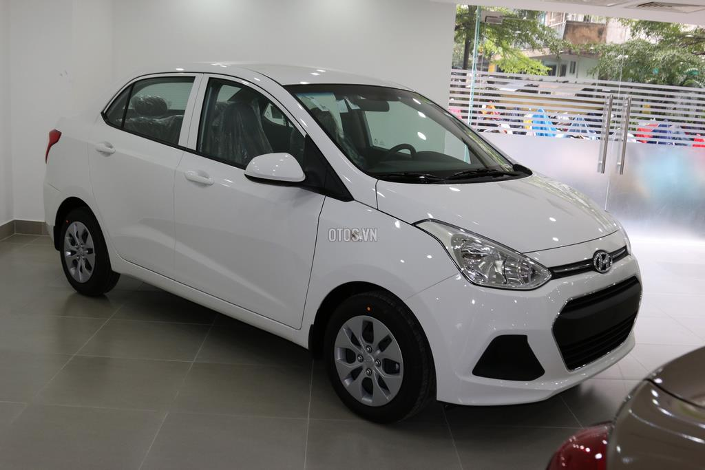 2016 Hyundai Grand i10 Sedan 1.2 MT