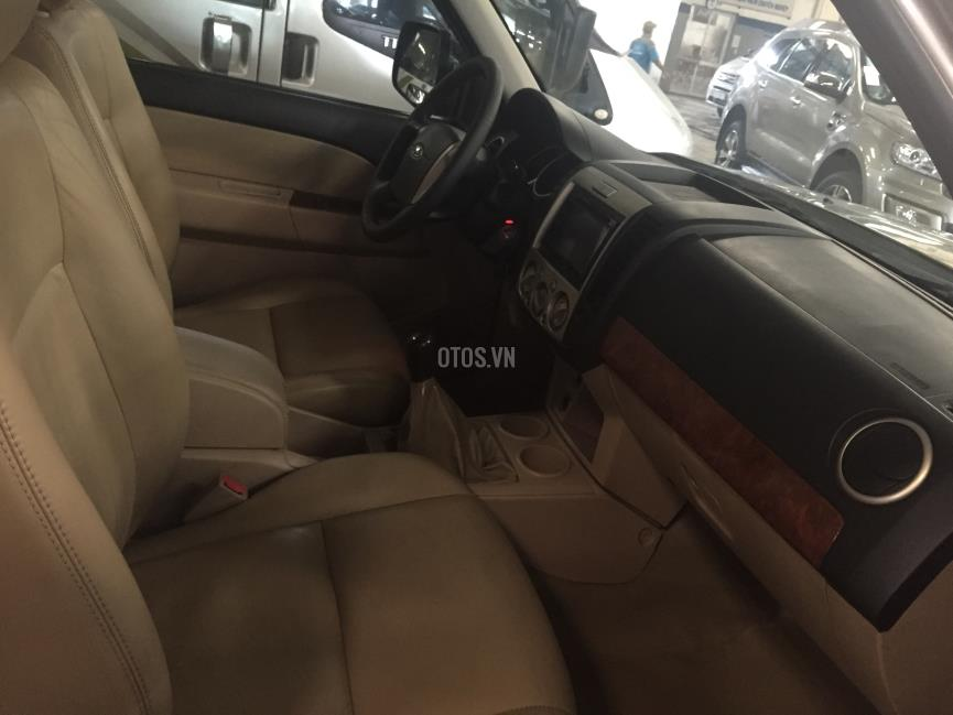 2010 Ford Everest XLT 4x2