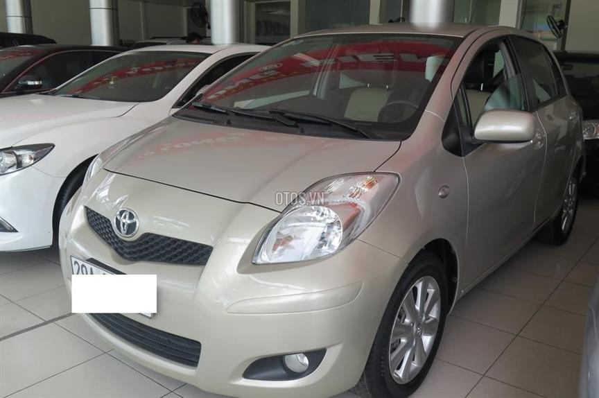 2010 Toyota Yaris 1.5 AT
