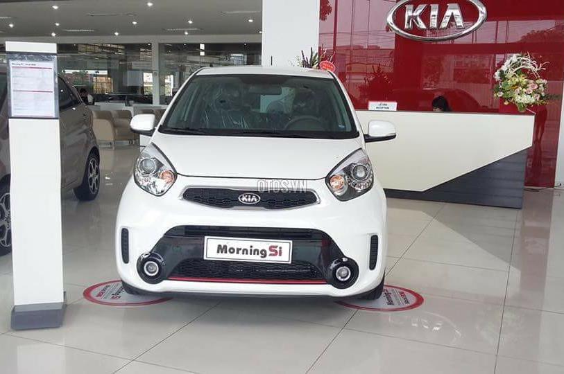 2016 KIA Morning Si 1.25 AT