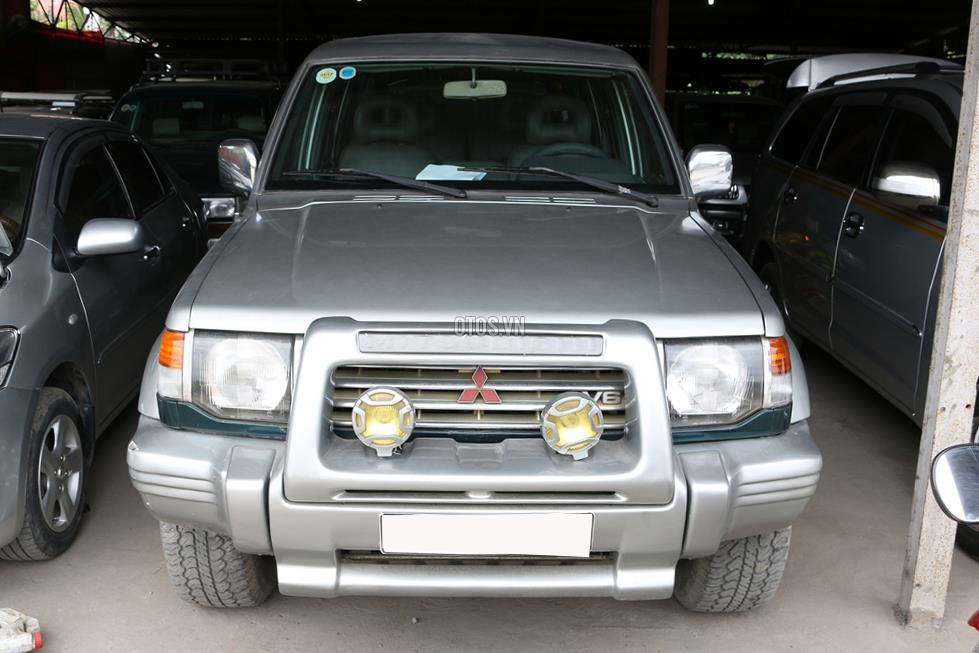2002 Toyota Land Cruiser 3.0 MT