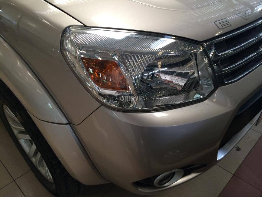 2014 Ford Everest XLT 4x2
