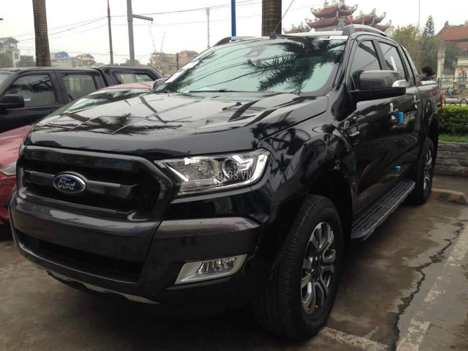 2017 Ford Ranger WILDTRAK 3.2 4X4 AT