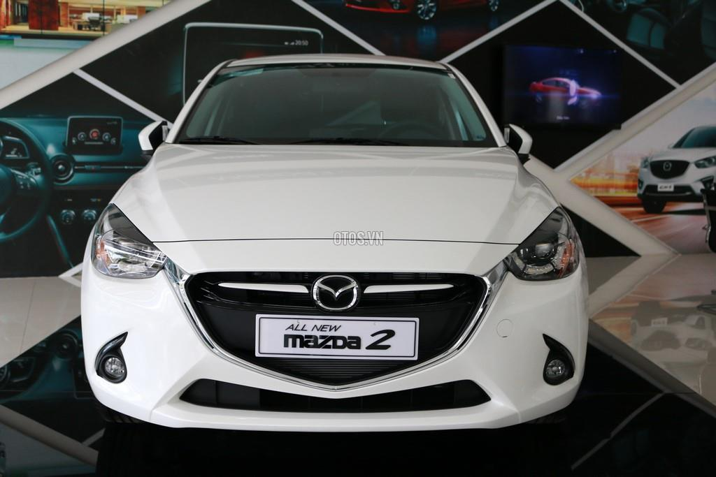 2017 Mazda 2 1.5 AT Skyactiv Hatchback