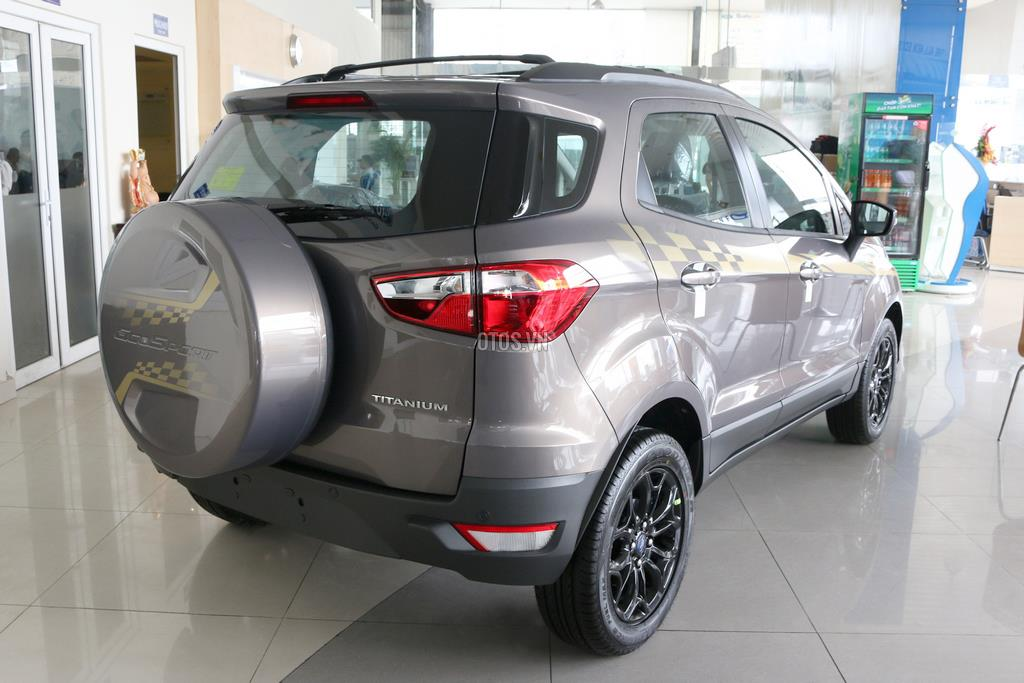 2017 Ford Ecosport Black Edition