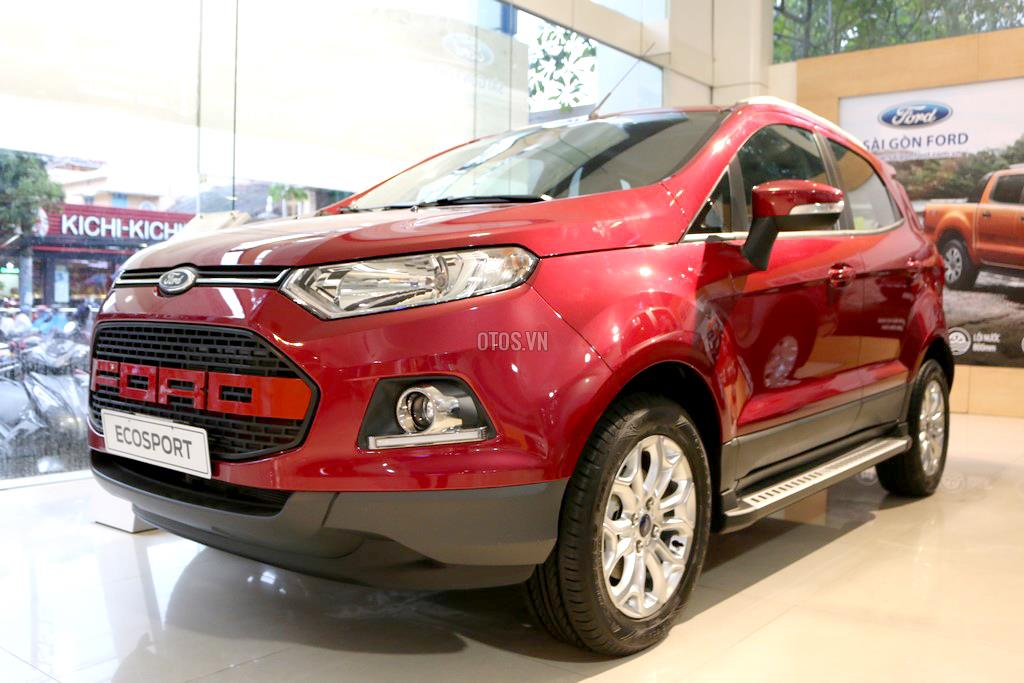 2017 Ford Ecosport Titanium 1.5 AT