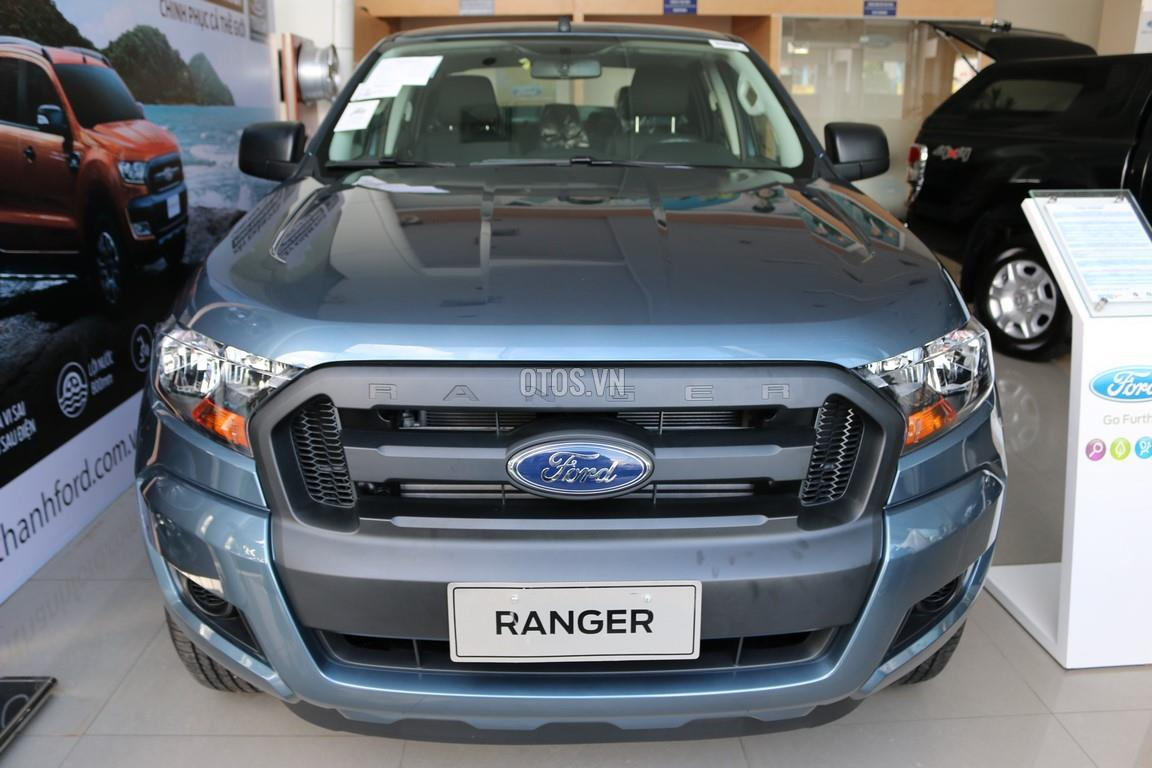 2017 Ford Ranger XL 2.2 4x4 MT