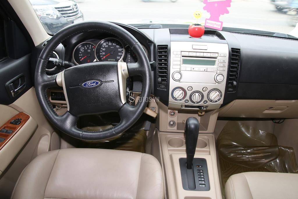 2009 Ford Everest Limited 4x2