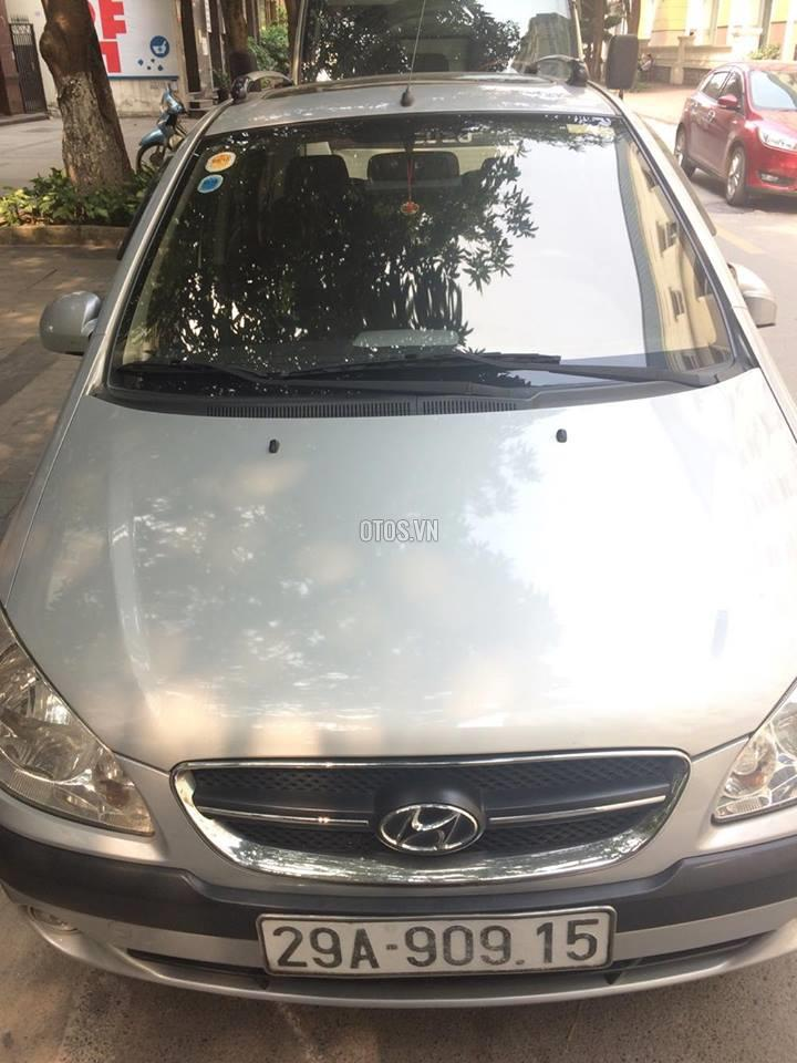 2009 Hyundai Getz 1.4 AT