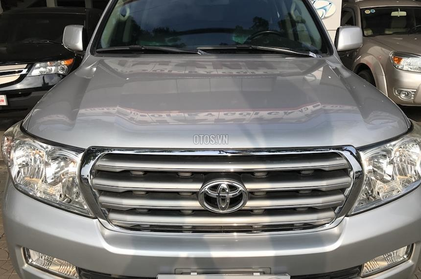 2009 Toyota Land Cruiser VX