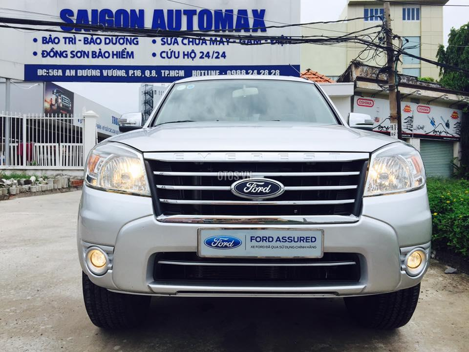 2011 Ford Everest Limited 4x2